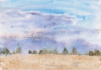 StoreGal/store/Watercolor/_thb_Field and forest.jpg