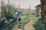 gal/fineart/Portrait and figure/_thb_Country yard.jpg
