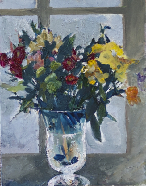 gal/fineart/Still life/Bunch of flowers 14x18.jpg