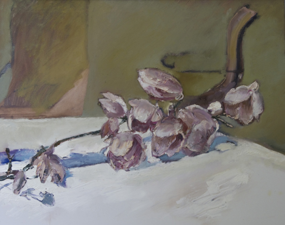 gal/fineart/Still life/Magnolia on a table.jpg